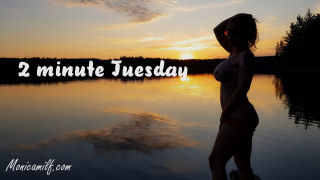 2 minutes tuesday