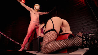 Electro slave and sybian